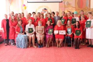 Депутат Законодательного Собрания Свердловской области Е.Г. Зяблицев 15 апреля поздравил с 40-летним юбилеем детский сад «Швабе-Эрудит»